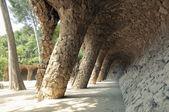 Park Guell, Barcelona — Stock Photo