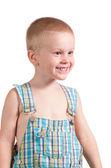 Little boy — Stock Photo