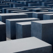 Stock Photo: Holocaust Memorial (Holocaust Mahnmal )