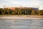 National stadion in Warsaw — Stock Photo