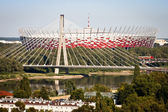 National stadion in Warsaw 2 — Stock Photo