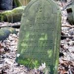Jewish Cementary 2 — Stock Photo #42178685