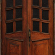 Antique Door Texture - Stock Photo