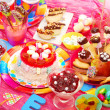 Birthday party for children — Stockfoto #16305305