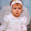 Stock Photo: Little angel