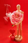 For my valentine — Stock Photo