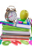 Time for school concept — Stock Photo