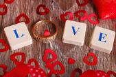 Love game — Stock Photo