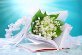 The first holy communion still life — Stockfoto