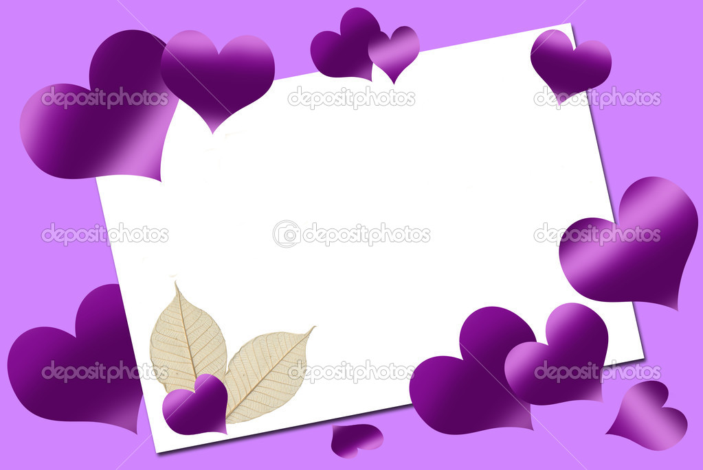 how to make a purple heart on facebook