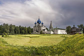 Suzdal. Kreml.Rozhdestvensky Cathedral — Foto Stock