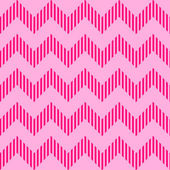 Seamless geometric wavy pattern — Vecteur