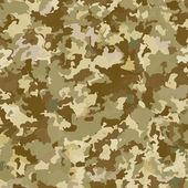 Maskování vojenské zázemí — Stock vektor