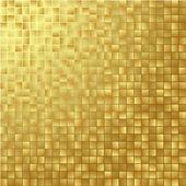 Sfondo oro scintillante — Vettoriale Stock