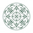 Circular ornament — Stockvector #12848458
