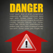 Danger - Stock Vector