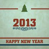Bonne année! — Vecteur