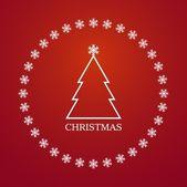 Happy Christmas — Stock Vector