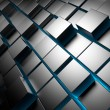 Cubes Background — Stock Photo #25856493
