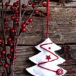 Stock Photo: Xmas decoration