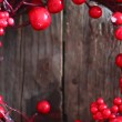 Xmas garland — Stock Photo