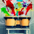 Drums — Stock Photo