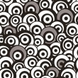 Stockvektor : Decorative seamless pattern