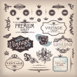 Royalty-Free Stock Vectorafbeeldingen: Set of design elements