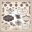 Royalty-Free Stock Immagine Vettoriale: Set of design elements