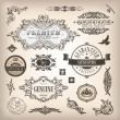 Royalty-Free Stock Vector Image: Set of design elements