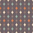 Royalty-Free Stock Imagem Vetorial: Decorative seamless pattern