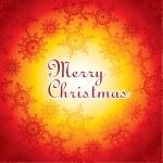Christmas card illustration — Stock Vector #2859623