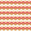 Zigzag seamless colorful pattern background — Stock Vector