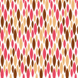 Seamless geometric colorful pattern background — Stock Vector