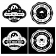 Vintage Style Vector Labels Collection — Stock Vector #26617069