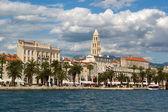 Diocletian palace in Split, Dalmatia, Croatia — Stock Photo