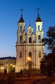 The Orthodox Church of the Resurrection in Vitebsk, Belarus. — Stock Photo