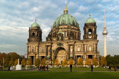Berlin Cathedral.  Germany. — Stock Photo