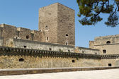 Castello di Bari.  Apulia. — Stock Photo