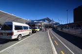 Aukland International Airport. New Zealand. — Foto de Stock