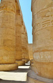 The column. Karnak grammar. Egypt. — Stock Photo