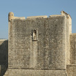 Stock Photo: Tower in city fortress Dubrovnik, Croatia