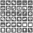 Web icons 3 - Stock Vector