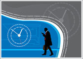 Business concept — Stock Vector
