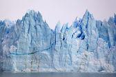 Perito-moreno-gletscher, argentinien — Stockfoto