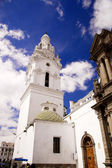 Church of Santo Domingo — Stock Photo