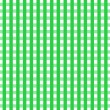 checkered tablecloth — Stock Photo #21327835