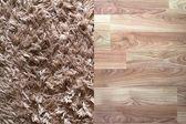 Natural Flooring — Zdjęcie stockowe