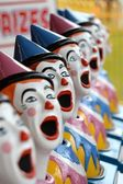 Carnival Attractions — Stock Photo