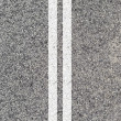 Road Markings — Stock Photo